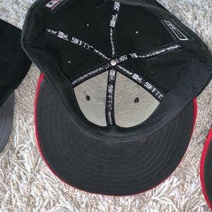 Accessories - 3 Men's - Hats.